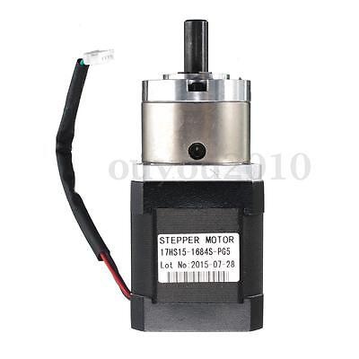 Extruder Gear Stepper Motor Ratio 3.71 Planetary Gearbox Nema 17 Step Motor