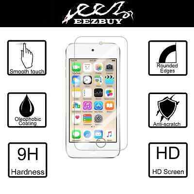 Premium Tempered Glass Screen Protector For Apple iPod Touch 5 6 (5th/6th) Gen