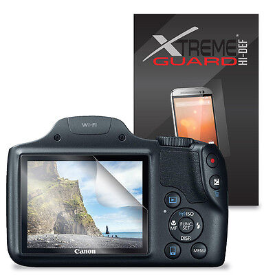 6-Pack HD XtremeGuard HI-DEF Screen Protector Cover For Canon Powershot SX530 HS