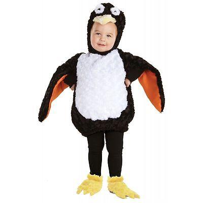Belly Babies Penguin Cute Plush Animal Costume Halloween Fancy Dress XL NEW](Cute Penguin Costume)