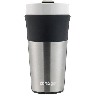 Contigo 12 oz. Knox Insulated Ceramic Stainless Steel Mug - Stainless Steel