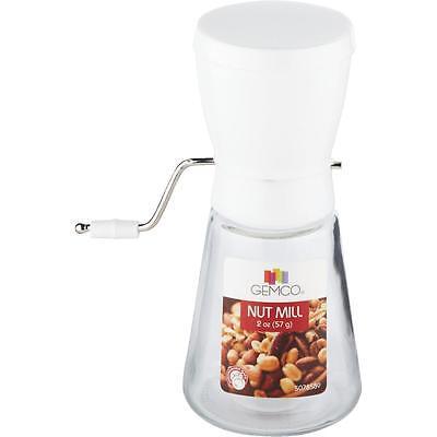 Lifetime Brands 12Oz White Nut Mill