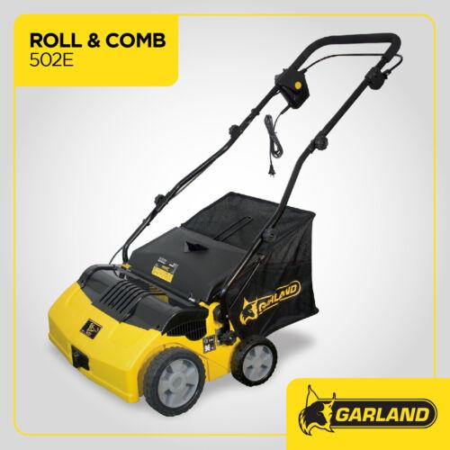 Garland ROLL & COMB 502EI Artificial Grass Turf Sweeper