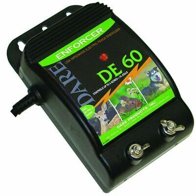 Dare Enforcer De60 110v Plug In Electric Fence Energizer