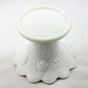 Milk Glass Punch Bowl Ebay