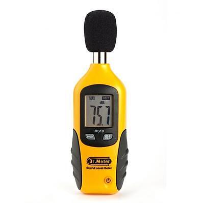Digital Sound Pressure tester Level Meter 40~130dB Decibel Noise Measurement