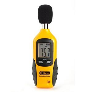 Digital Sound Pressure tester Level Meter 40~130dB Decibel Noise Measurement