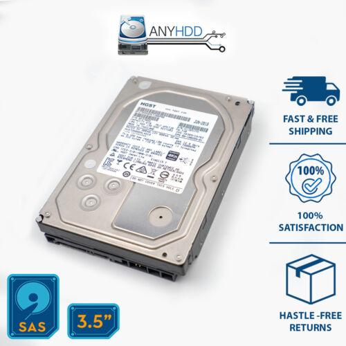 """HGST 0F27055 Ultrastar HUS726060AL4210 6TB SAS 3.5"""" 7200RPM 128 MB HDD 12Gb/s"""