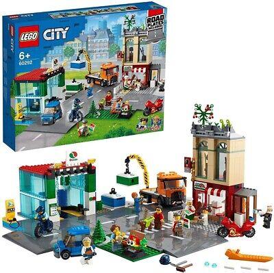 Centro Città - LEGO City 60292