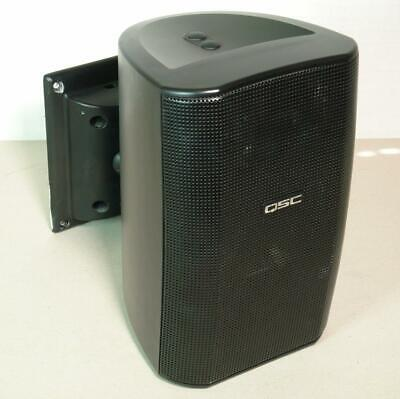 QSC AD-S52 60W Full Range Surface Mount Studio Restaurant Club Monitor Speaker