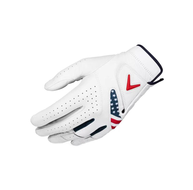 NEW Callaway Apex Tour USA Edition Golf Glove Men