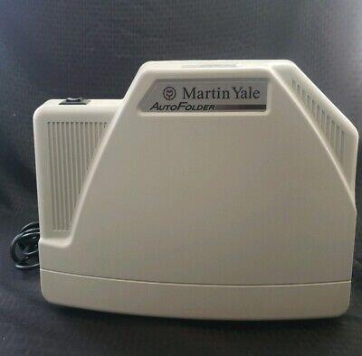 Martin Yale Auto Table Topfolder Model 1501x0
