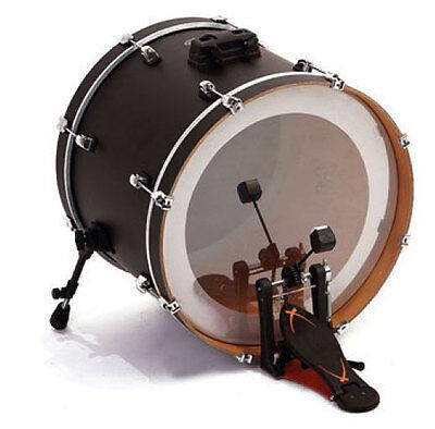 RMV Bass Drum Fell FX Double Clear 24