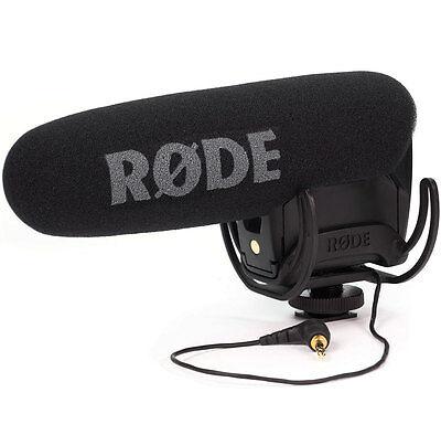 Rode Videomic Pro Rycote Kamera Richtmikrofon mit Rycote Halterung