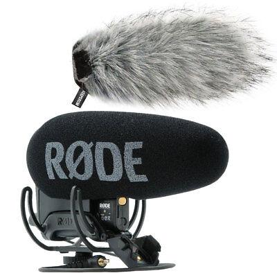 Rode Videomic Pro Plus Kamera-Mikrofon + Windschutz WS03