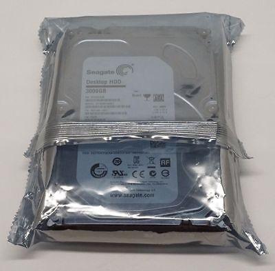 """Seagate ST3000DM001 3TB SATAIII 6.0Gb/s 7200RPM 64MB 3.5"""" Internal Hard DRIVE"""