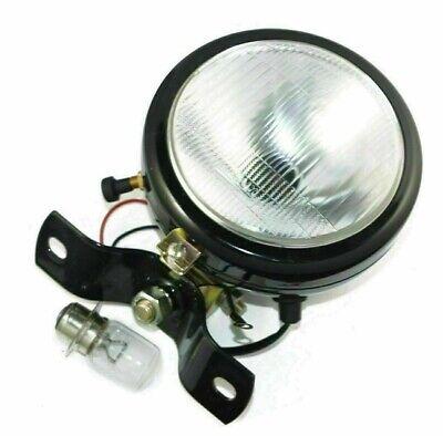 Fit For Massey Ferguson 1035 135 35 Tractor Plough Light Bulb Black Color