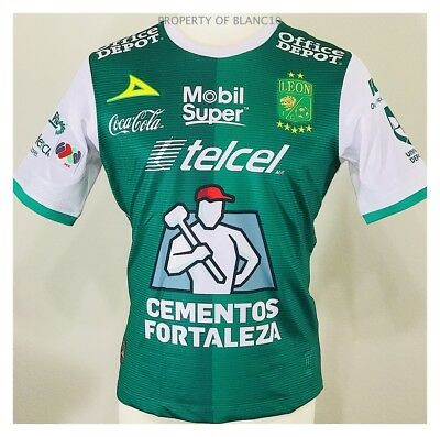 Pirma Leon Fc Home Jersey Official 2017 2018 Leon Fc Jersey
