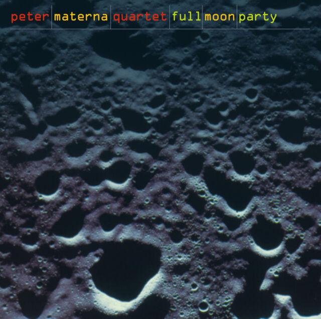 CD Peter Quartett Materna Full Moon Party