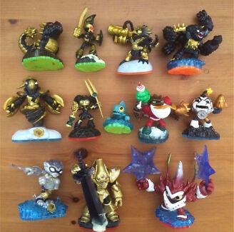 Skylanders Game Character Figures Legendary Variant Sidekick $8-$15