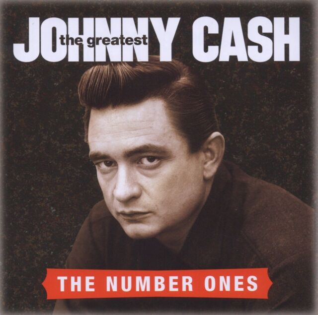 Johnny Cash - Greatest: The Number Ones new and sealed