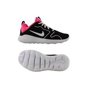 Nike-ANGELO-2-0-BIMBI-RAGAZZI-sportivo-scarpe-numero-2-2-5-NERO-HYPER-Rosa