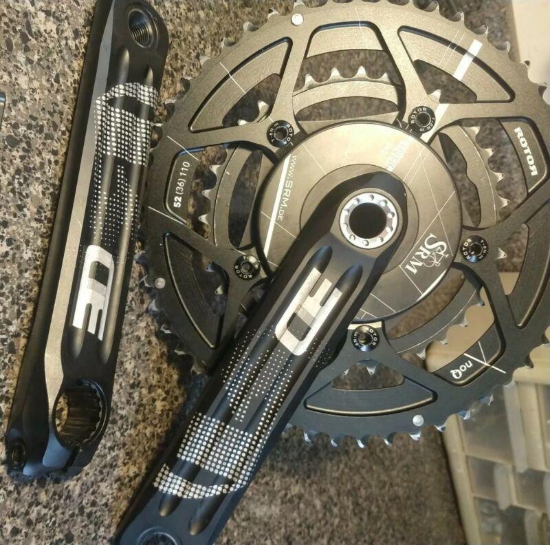 Rotor 3d SRM power meter 172.5mm