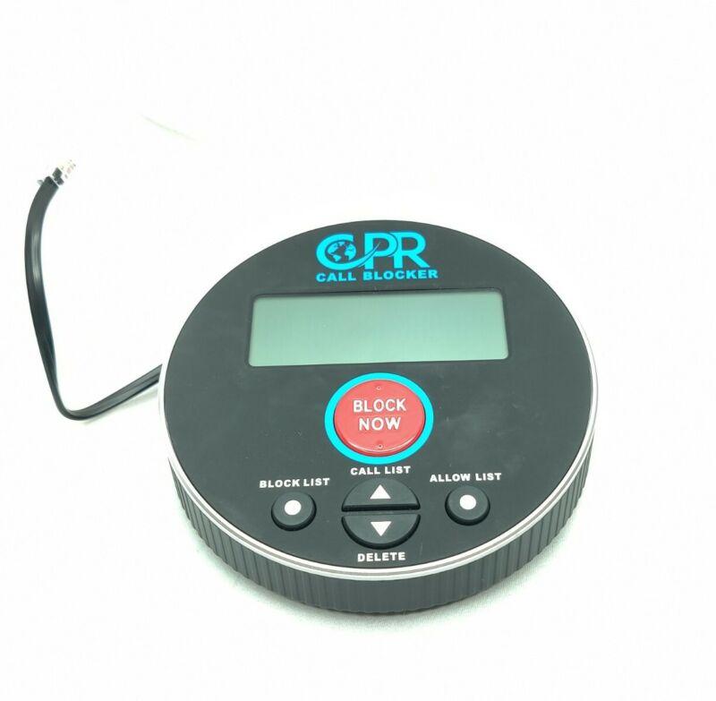 Call Blocker CPR V10000 Nuisance robocalls political calls landline home phone