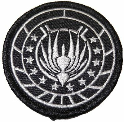 NEW UNUSED Battlestar Galactica BSG 75 Marines Special Ops Embroidered Patch