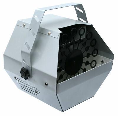 E-Lektron B600 SEIFENBLASENMASCHINE Bubble Machine für Party / Disco / Hochzeit