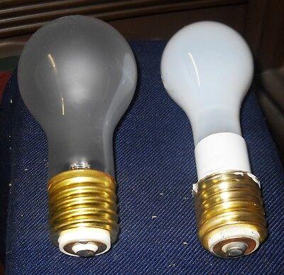 Mogul Three Way Light Bulb Socket Adapter - 3-way Mogul to 3-way standard base