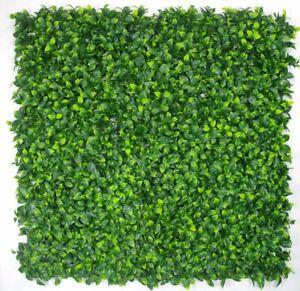 Jasmine Leaf Screens / Panels UV Stabilised 1m X 1m
