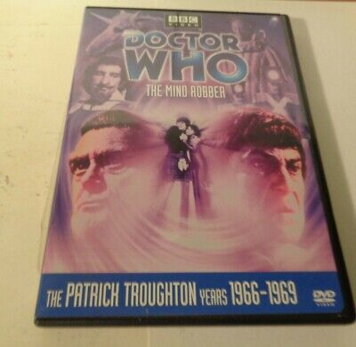 DOCTOR WHO THE MIND ROBBER dvd