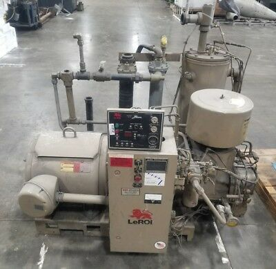Leroi Air Compressor A219-152-3 G8 100hp 230460v 3 Phase 3612sr