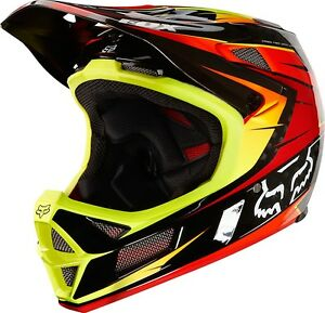 Casque DH Fox Rampage large