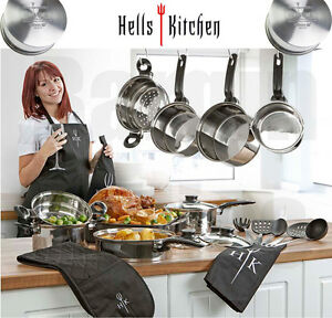 Hell S Kitchen Pots And Pans