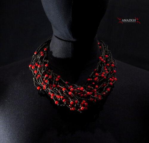 Elegant Fulani Necklace – Niger