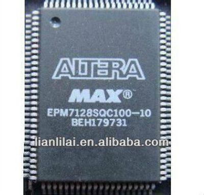 Altera Epm7128sqc100-10 Qfp Ic Max 7000 Cpld 128 100-pqfp Usa Ship