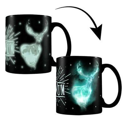 Harry Potter Glow in the Dark Tasse Expecto Patronum, fluoreszierender Becher ()