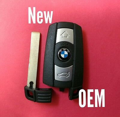 Read Description - New OEM BMW Smart Key Keyless KR55WK49127
