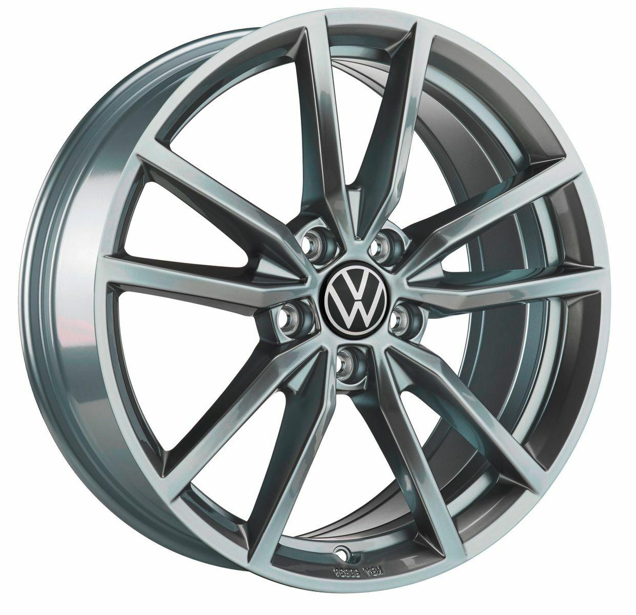 Original VW Leichtmetall-Felge