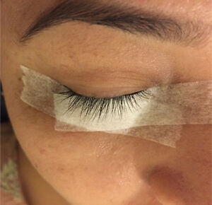 Model for beauty eyelash extension, eyelash perming only $40 Bentley Canning Area Preview