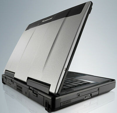 Panasonic Toughbook CF-53 Touch Screen Laptop intel Core i5 12GB RAM 500GB HD 3G