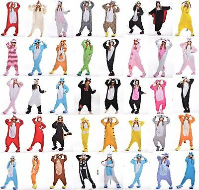Animal Onesies Kid Teenage Adult Unisex Kigurumi Cosplay Costume Pyjamas Pajamas - Teenage Onesie