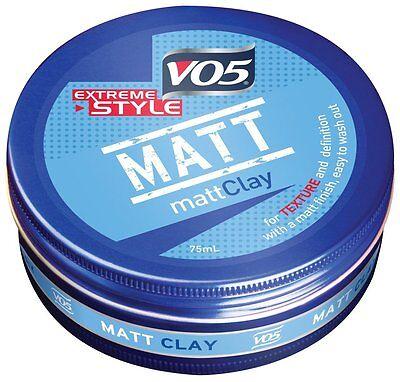 Vo5 Extreme Style (VO5 Extreme Style Matt Clay 75ml)