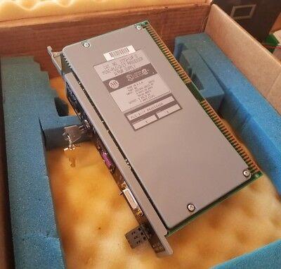 Allen Bradley 1772-lwp D Mini-plc-217 Processor W Power Supply Keys