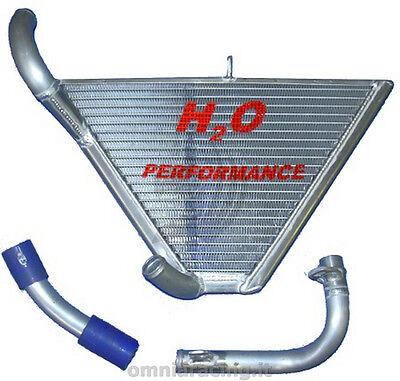 Water Racing Additional Radiator H2O Performance Yamaha R1 2004/2006