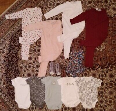 Joblot Baby Girl Clothes 18-24 months