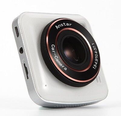 DASH CAM CAMERA FOR CARS VIDEO RECORDER DVR ANSTAR Charger and Support Travel