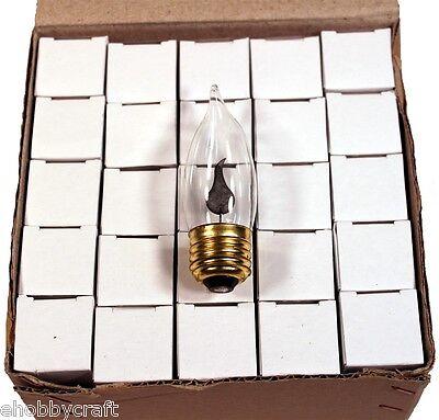 Flicker Flame Light Bulbs Standard (medium) Base 10j Box ...